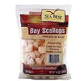 Sea Best Bay Scallops, 16 Ounce