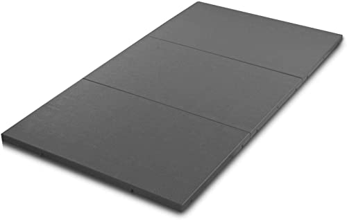 Confer SP3248 8' x 8' Handi Spa Hot Tub Deck Foundation Plastic Resin Base Pad