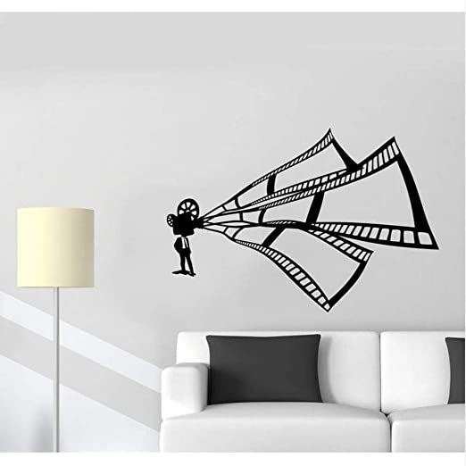 ljmljm Negro 39x57 cm Personalizable Creativo proyector de ...
