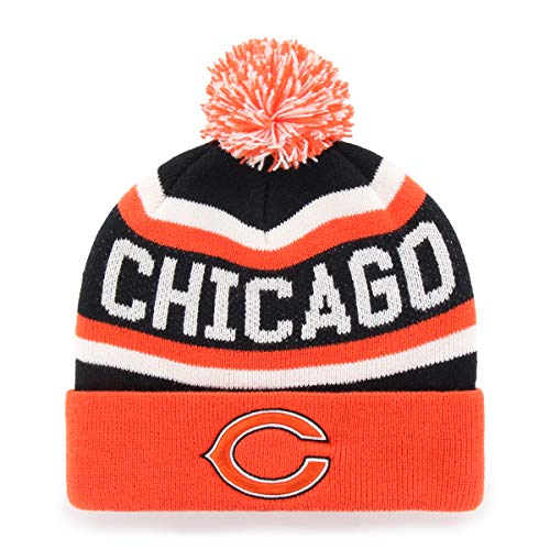 chicago bears hat winter - 9
