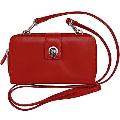 Ili Leather Smartphone Case/Wallet/Crossbody