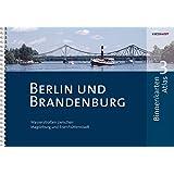 BinnenKarten Atlas 3 | Berlin und Brandenburg: Wasserstraßen zwischen Magdeburg und Eisenhüttenstadt