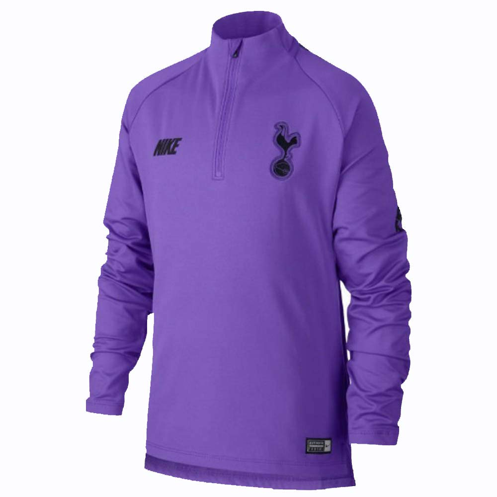 Maglia A Maniche Lunghe Unisex Bambini Nike Tottenham Hotspur FC Dry Squad Drill Top