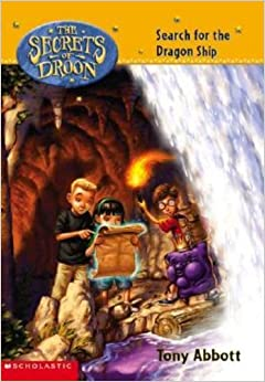 Book Search For The Dragon Ship (Turtleback School & Library Binding Edition) (Secrets of Droon)