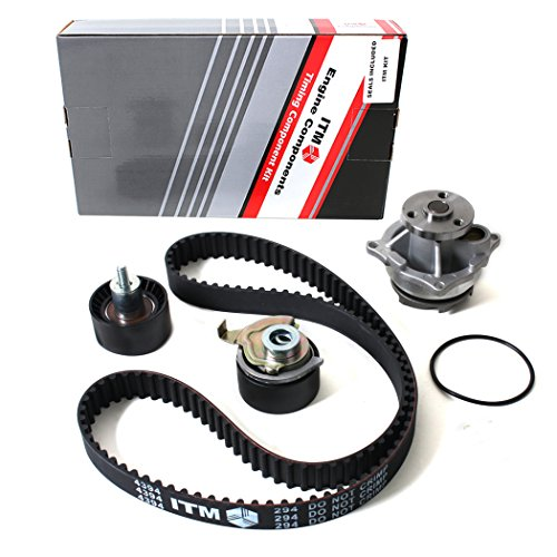 New ITM294BWP (129 Teeth) Timing Belt Kit & Water Pump Set for 01-04 Ford Mazda 2.0L