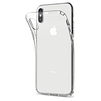coque iphone xs transparente slim