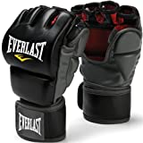 Everlast Train Advanced MMA 7-Ounce Closed-Thumb Grappling/Training Gloves