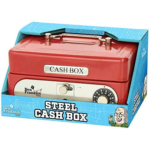 Ben Franklin Toys Steel Cash ()