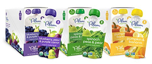 Plum-Organics-Baby-Second-Blends-Variety-Pack-4-Ounce-Pack-of-18