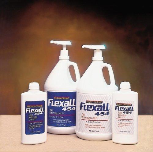 Flexall Maximum Strength Pain Relief - 7 lb. Bottle with Pump by Flexall
