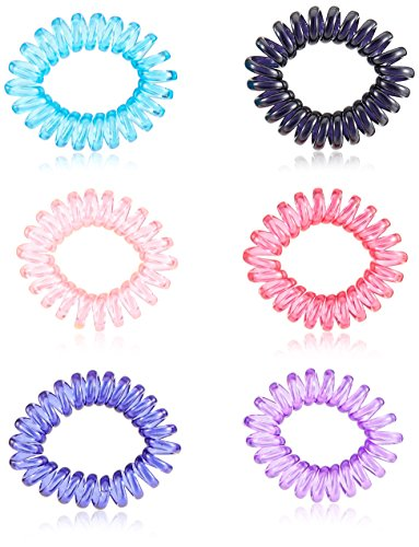 Accessorize Hair Accessory for Women (Berry) (MN-28629487001)
