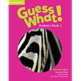 Guess What. 5 - Students Book - American English
