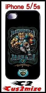 iphone covers NFL Jacksonville Jaguars Case for Iphone 5c 5c Case Silicone Case Apple Iphone 5c/5cs WANGJING JINDA