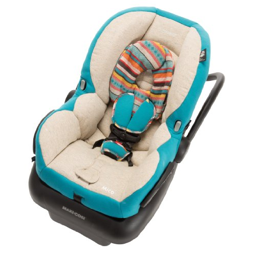 Maxi-Cosi Mico AP Infant Car Seat Bohemian Blue 0-12 Months  sc 1 st  The Graco Fastaction Fold Click Connect Travel System & Is The Maxi-Cosi Mico AP Car Seat Worthy Of Its Price?