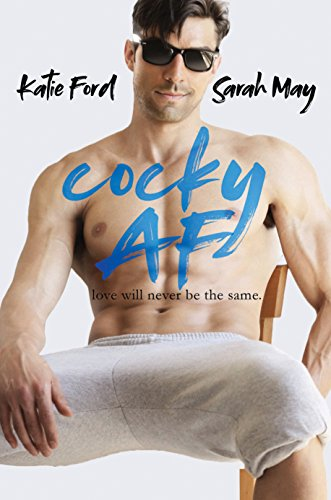 Cocky AF:  A Secret Baby Forbidden Romance cover