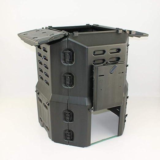 térmica compostador de 350 móvil Certificado: Amazon.es: Jardín