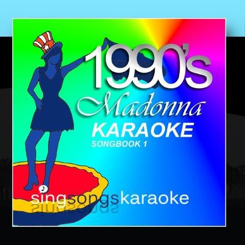 The Madonna 1990s Karaoke Songbook 1