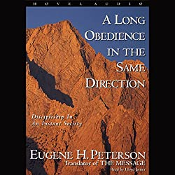 Long Obedience in the Same Direction