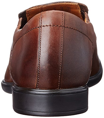 Clarks Gosworth Step, Men's Slippers Brown (Walnut Leather)