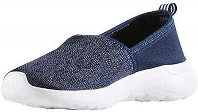 Adidas Neo Lite Racer Slip On W Zapatillas De Deporte Para Mujer Color Azul Marino Talla 7 5 Shoes