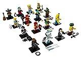 LEGO Series 16 Minifigures - Complete Set of 16 Minifigures (71013)