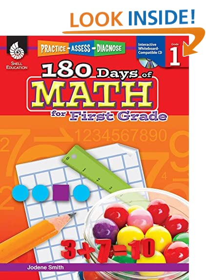 Math First Grade: Amazon.com