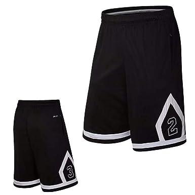 Pantalones cortos de baloncesto para hombres niños con bolsillos ...