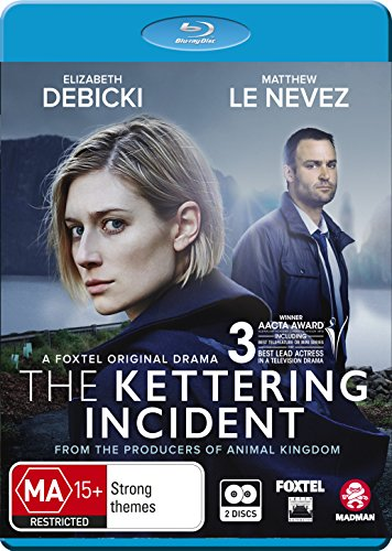 The Kettering Incident [Blu-ray]