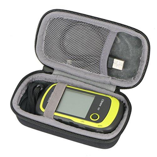 Hard Travel Case for Garmin eTrex 10 Worldwide Handheld GPS Navigator by co2CREA