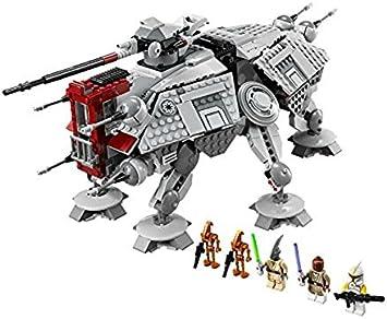 LEGO STAR WARS - AT-TE, Juego de construcción (75019): Amazon.es ...