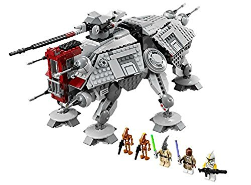 LEGO Star Wars AT-TE Battle of Geonosis with Jedi Minifigures | 75019 ()