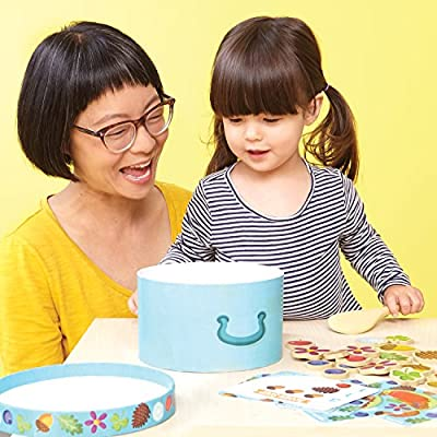 Peaceable Kingdom Acorn Soup - Game for You and Your 2-Year-Old: Toys & Games
