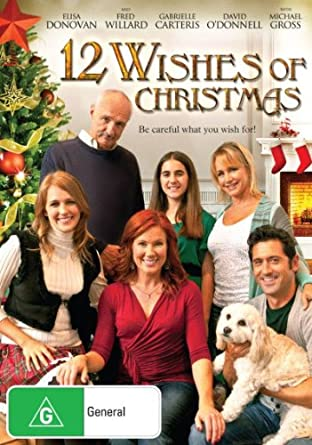 12 wishes of christmas the twelve wishes of christmas non usa format - 12 Wishes Of Christmas