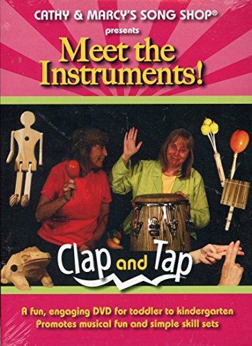 Meet the Instruments! Clap & Tap (Clap Tap)