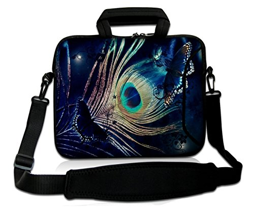 ArcEnCiel 15-Inch Laptop Sleeve with Handel from ArcEnCiel