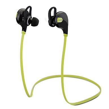 Mpow Swift Bluetooth 4.0 auriculares inalámbricos Deporte Sweatproof Correr Gimnasio Ejercicio Auriculares con Bluetooth