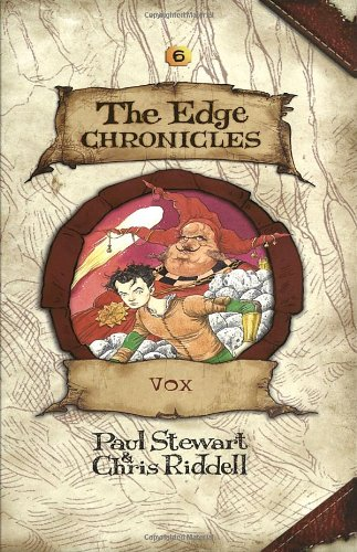Edge Chronicles 6: Vox (The Edge Chronicles)