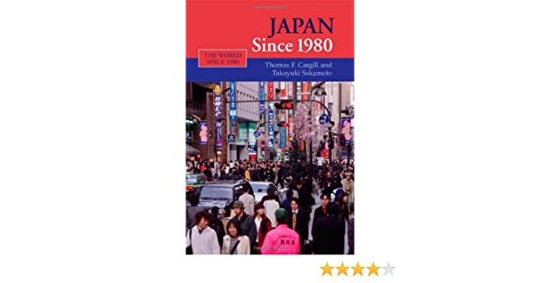 Japan since 1980 (The World Since 1980)
