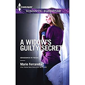A Widow's Guilty Secret Audiobook