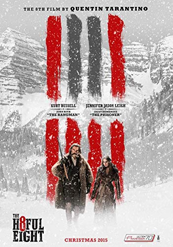 The Hateful Eight Movie Photo Print Poster Samuel L for sale  Delivered anywhere in Canada