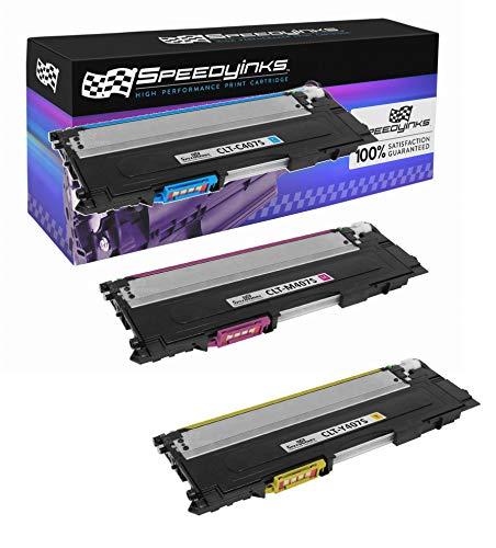Speedy Inks - 3pk Compatible for Samsung CLP-325 CLP325 CLP