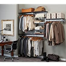 E Best Closet System With Adjustable Shelves, 84