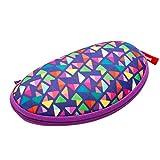 ZIPIT Colorz Glasses Case/Storage Box, Purple