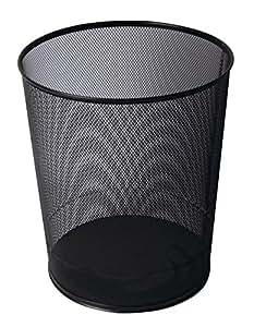 Kraf 46211 Çöp Kovası, Metal, Standart
