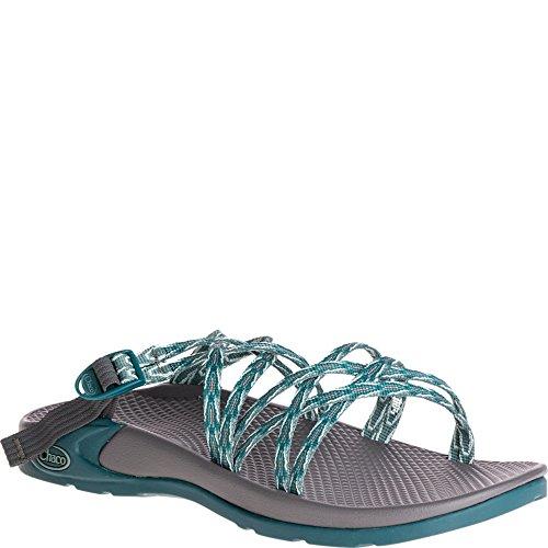 Chaco Frauen Wrapsody X Sandale Schlüssel Teal