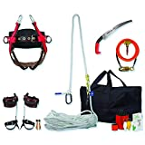 Entry-Level Combo Spur and Rope Kit (Size: Small)