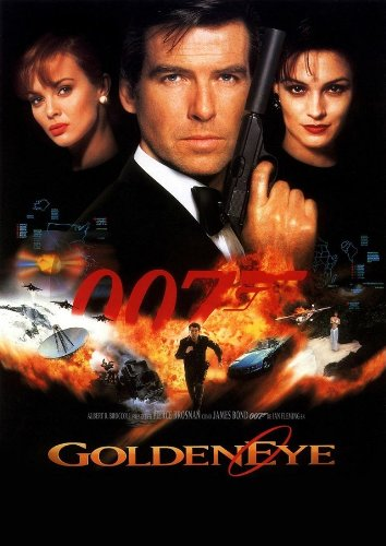 James Bond 007 - GoldenEye Film