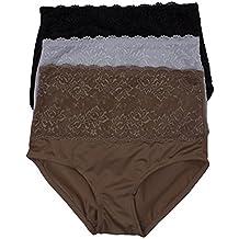 Kathy Ireland Women's Single and Multi Pack Shaping Pantie