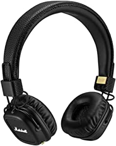 Marshall - Major Ii Bluetooth Headphones - Black, Standard, 4091378