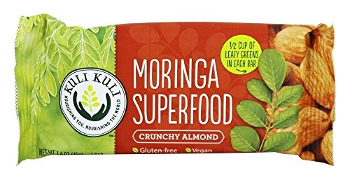 Kuli Moringa Superfood Crunchy Almond product image